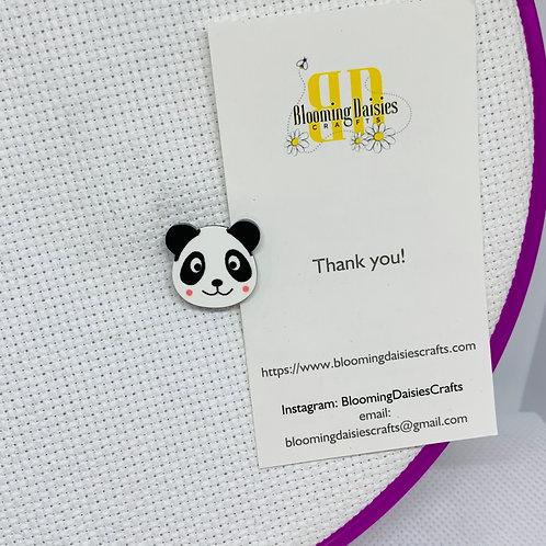 Panda Face Needle Minder