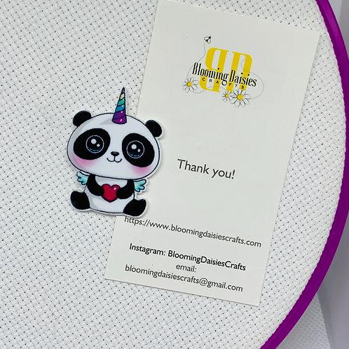 Unicorn Panda Needle Minder