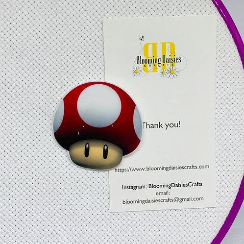 Toad 2 - Nintendo Mario Needle Minder