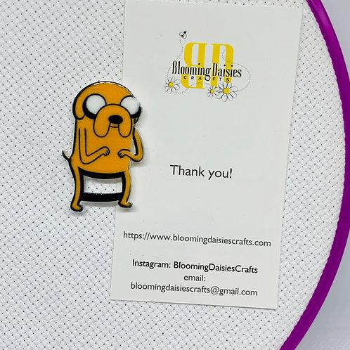 Adventure Time - Jake the Dog Needle Minder