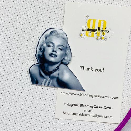 Marilyn Monroe Needle Minder