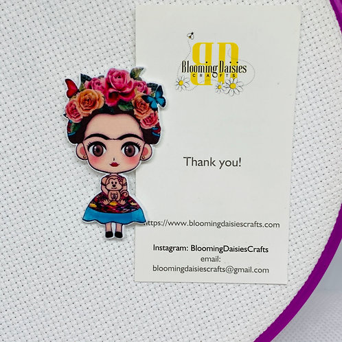Frida Kahlo Needle Minder