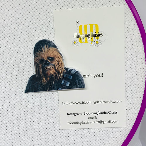 Chewbacca from Star Wars Needle Minder