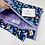 Thumbnail: Q-Snap Project Bags - Balloon Animals w/Variegated Purple 11x11 or 11x17 / C