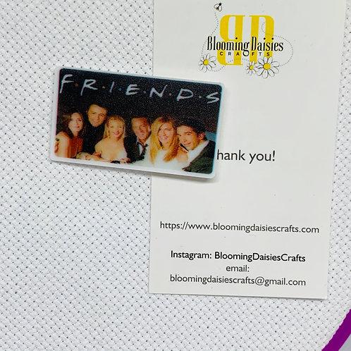 Friends Group Needle Minder