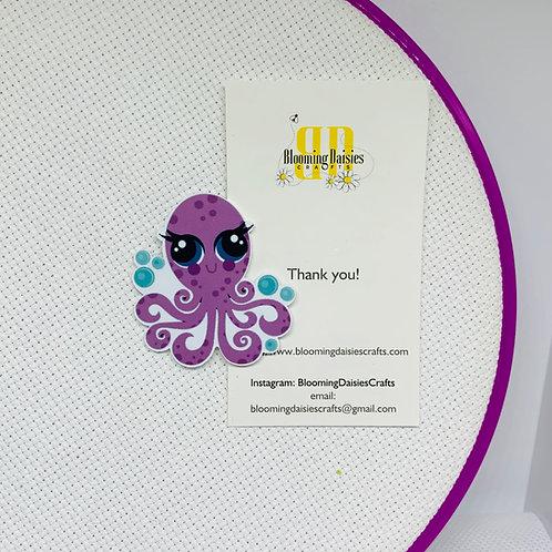 Octopus Needle Minder