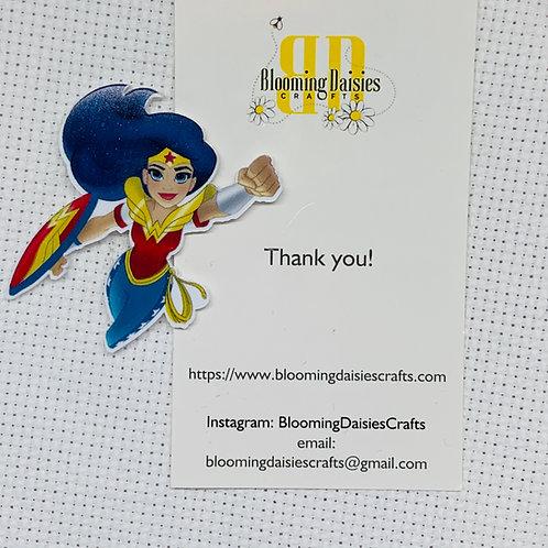 Flying Wonder Woman / WW Needle Minder