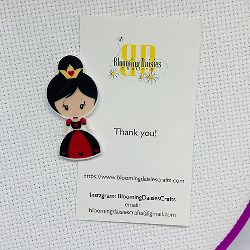 Anime Queen of Hearts Needle Minder