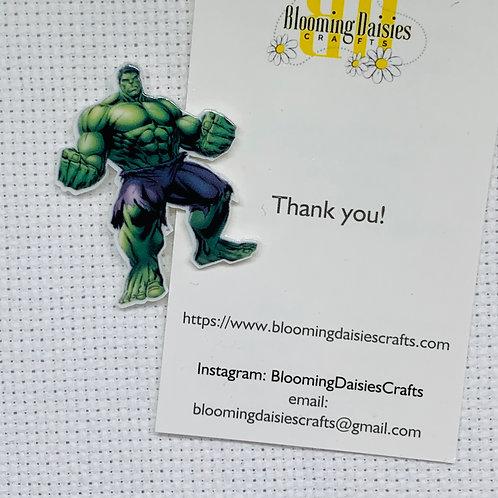 Incredible Hulk Figure Needle Minder