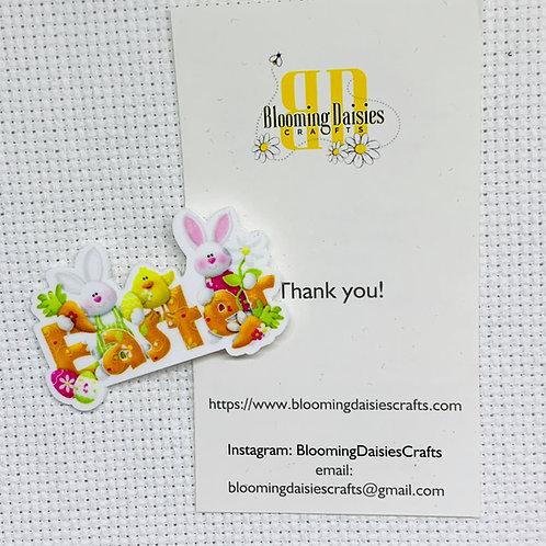 Happy Easter Needle Minder