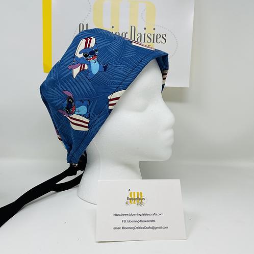 Stitch Surgical Nurses Cap Hat