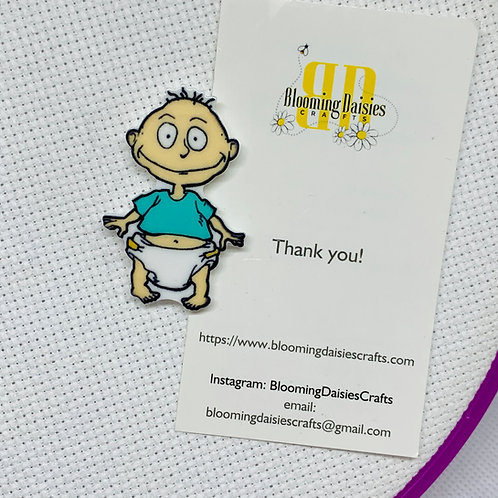 Tommy from Rugrats Needle Minder