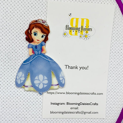Sofia the first Needle Minder