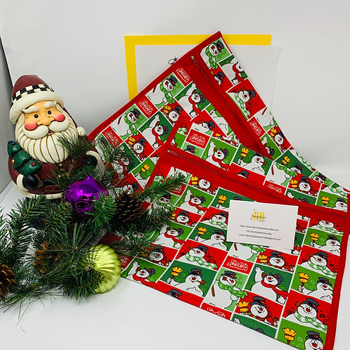 Frosty Project Bags