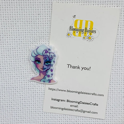 Day of the Dead -  Anna - Frozen Needle Minder