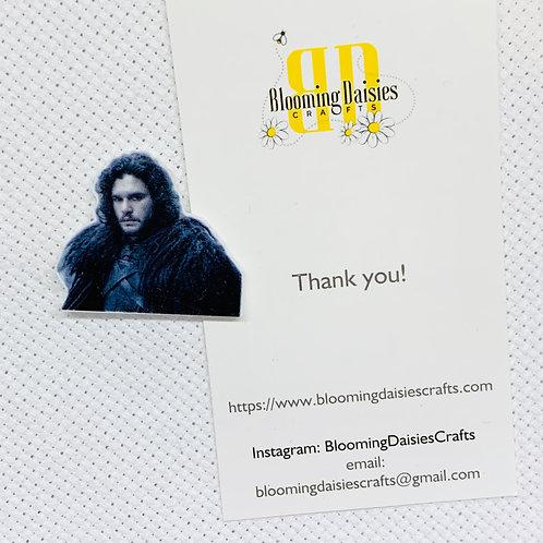 Jon Snow from GOT Needle Minder #2E