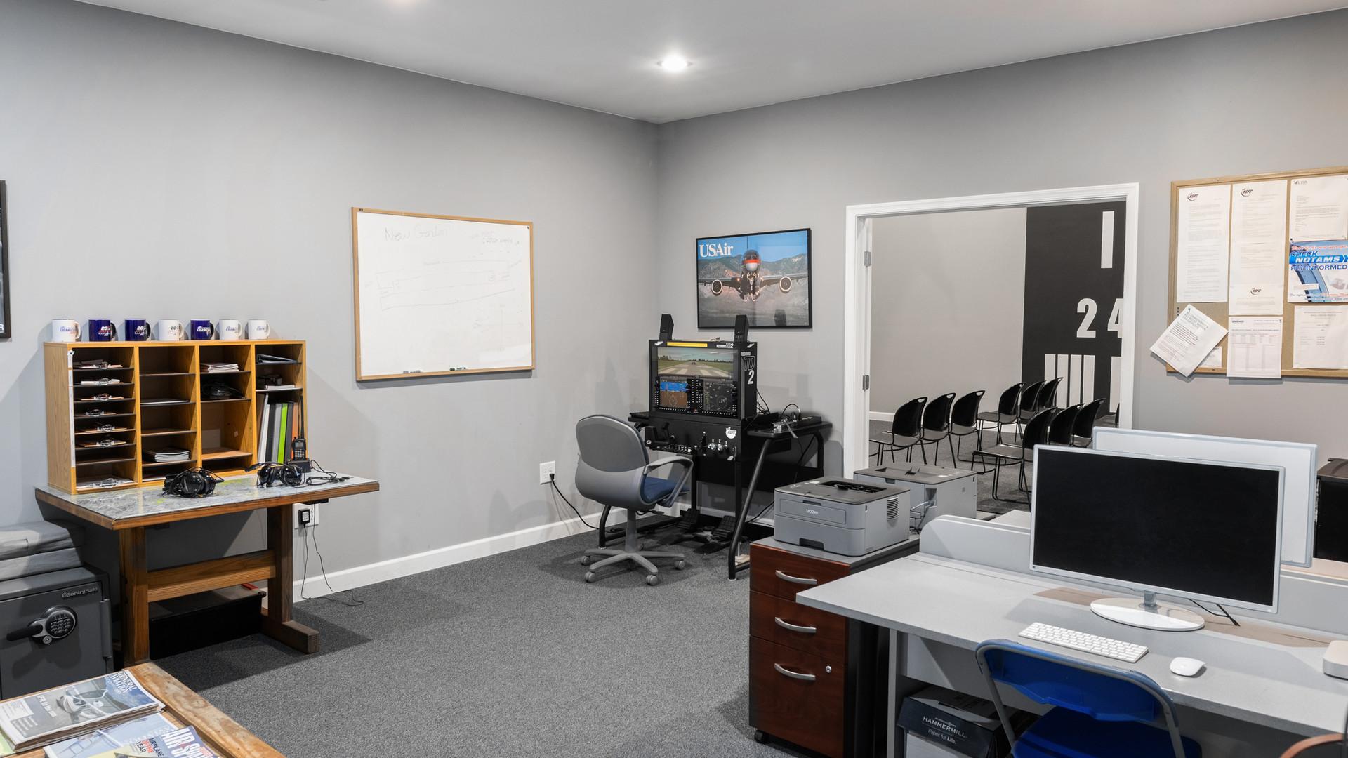 Flight School Office
