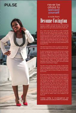 Devonne Covington, Pamper Me Too Spa for Kids