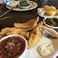 Roscoe's Catfish & Barbeque