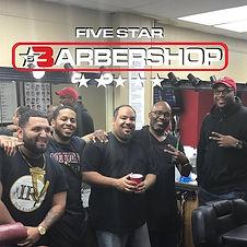 Five Star Barbershop
