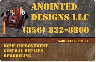 Anointed Designs LLC