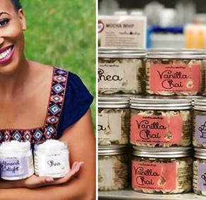 Meet Melissa Troup the Mompreneur Whose Vegan Shea Butter Products are Selling Out Everywhere.