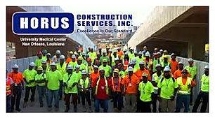 Horus Construction Services Inc.