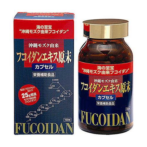 Fucoidan Kanehide Nhật Bản 150v