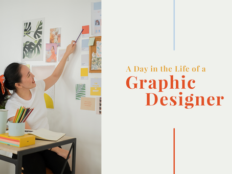 A Day in the Life: Graphic Designer