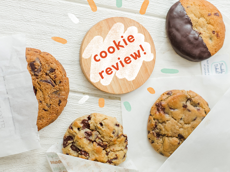 The Battle of the Chocolate Chip Cookies: A Review