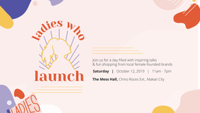 Ladies Who Launch : Event Recap