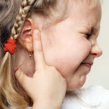 The Distress of Middle Ear Infection and Fluid