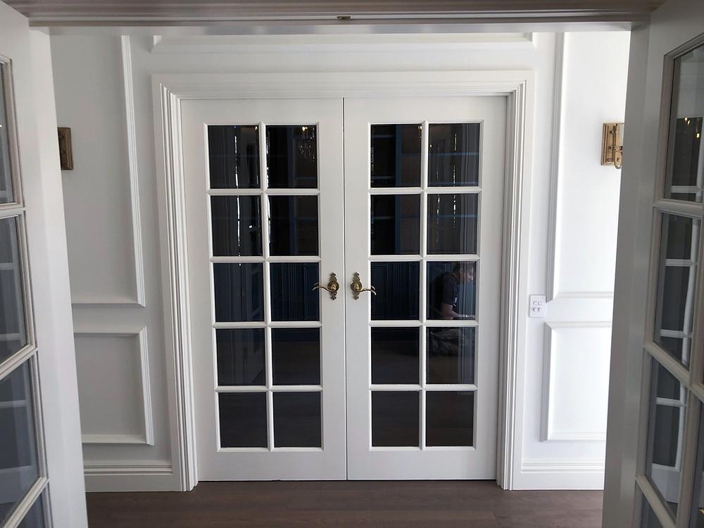 Interior Door Painting Brighton