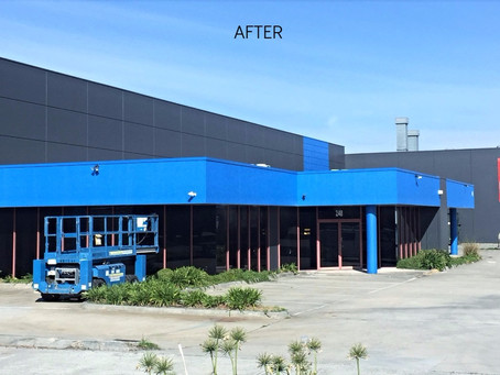 Zoom Industrial Painters Dandenong transform local factory