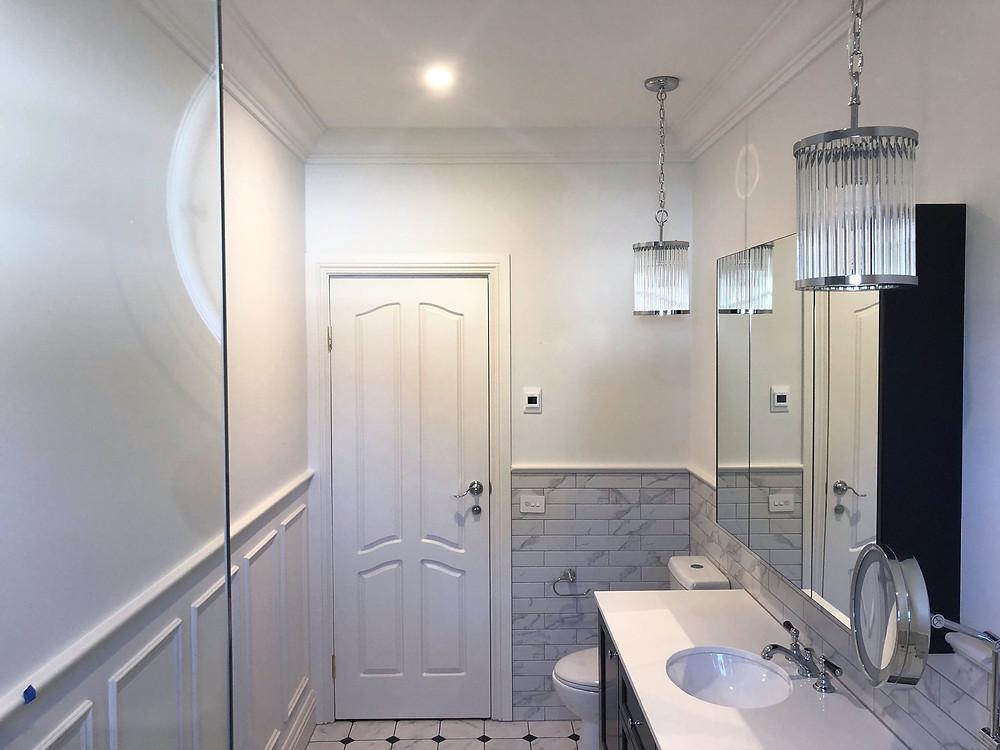 Interior Bathroom Painters Brighton