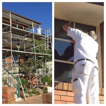 exterior painters Melbourne