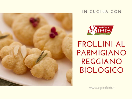 Frollini al Parmigiano Reggiano BIO