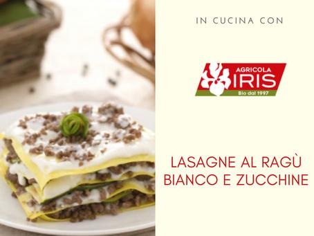 Lasagne al ragù bianco e zucchine