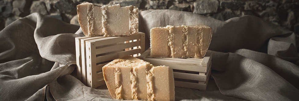 Parmigiano Reggiano BIOLOGICO 12/14 mesi - 1 kg