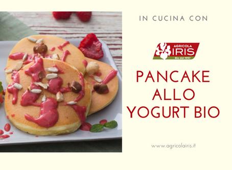 Pancake allo Yogurt BIO