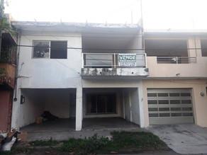 CASA EN VENTA REMATE BANCARIO CONSTITUYENTES #4125 VERACRUZ, VER.