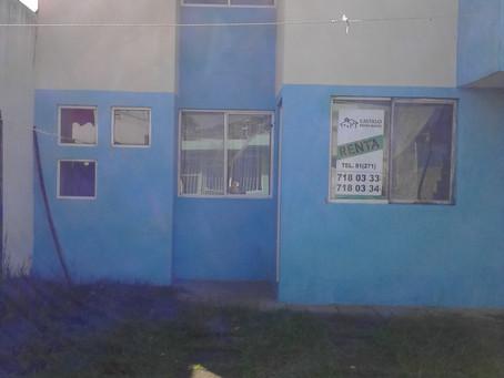CASA EN RENTA PLANTA BAJA CALLE DE LA VILLA # 2C LOS LIENZOS 1 FORTIN, VER.