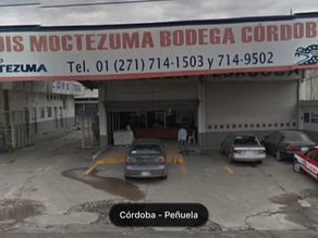 BODEGA EN RENTA BOULEVAR CORDOBA-PEÑUELA ZONA INDUSTRIAL CORDOBA, VER.