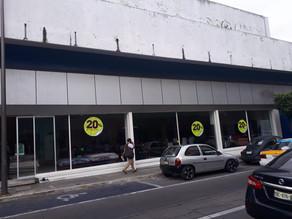 LOCAL EN RENTA AV. 3 CALLE 2 COL. CENTRO CORDOBA, VER.