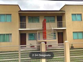 DEPTO EN RENTA AVENIDA 24 DE AGOSTO ENTRE CALLES SAN PABLO Y CALLE 4 SAN NICOLAS, CORDOBA, VER.