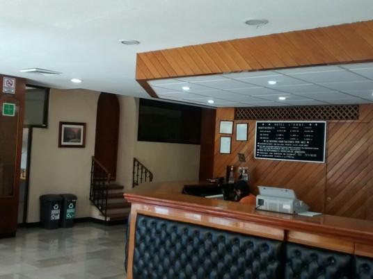 HOTEL L ÓRBE EN VENTA PTE. 5 ENTRE MADERO Y SUR 3 ORIZABA, VER.
