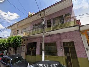 CASA EN VENTA CALLE 17 # 106 COL. CENTRO CORDOBA, VER.
