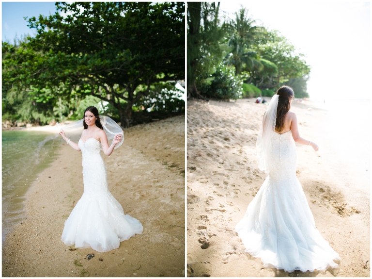 Brittany & Brett's Wedding at Anini