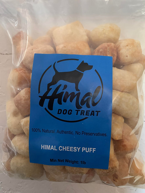 Himal Cheesy Puff 16 oz. Bag