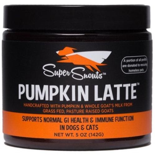 Super Snouts 5 oz Pumpkin & Goat Milk w/pre-biotic